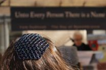 Yom HaShoah, April 16, 2015