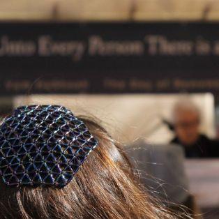Yom HaShoah, April 16, 2015