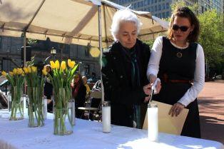 Yom HaShoah - April 16, 2015